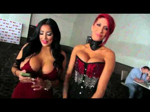 SLIVAN #257 - AEE/AVN day #4 - AVN Awards with Christy Mack, Remy Lacroix & Asa Akira