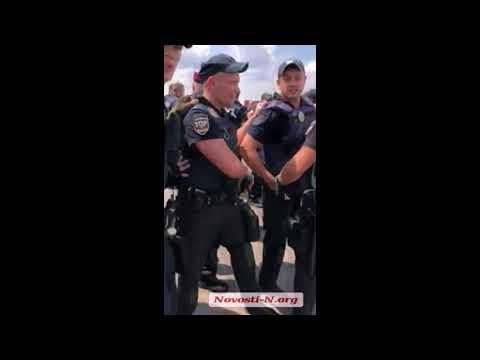 Видео 'Новости-N': Драка
