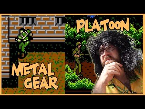Joueur du grenier - Platoon & Metal gear - NES
