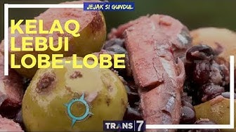 KELAQ LEBUI LOBE-LOBE   JEJAK SI GUNDUL (15/02/18) 3-3