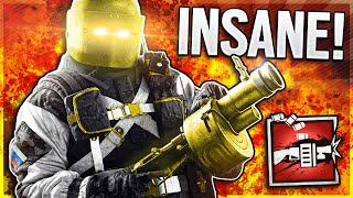 Rainbow Six Siege's *NEW* Tachanka is SUPER OVERPOWERED?! 😲