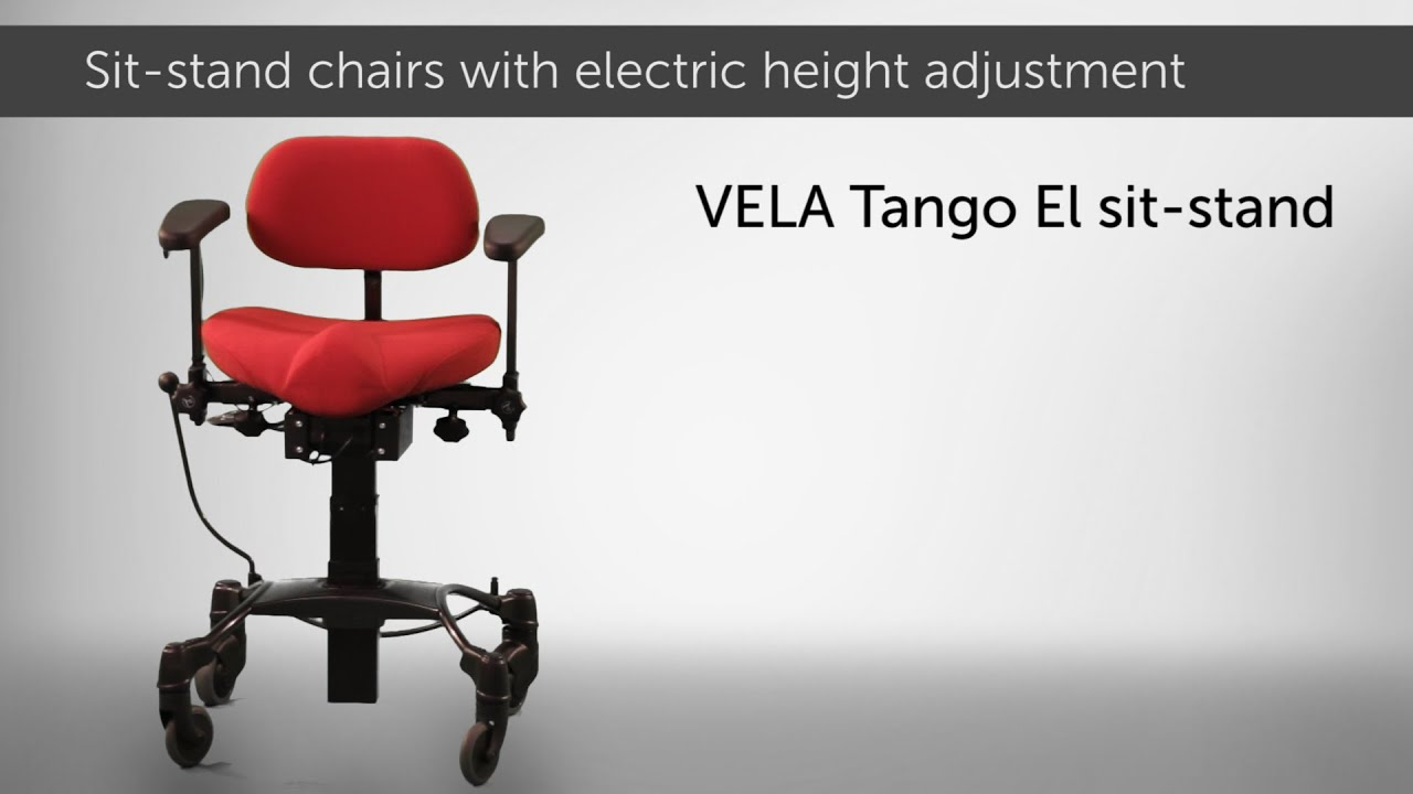 VELA Tango Electric sit stand