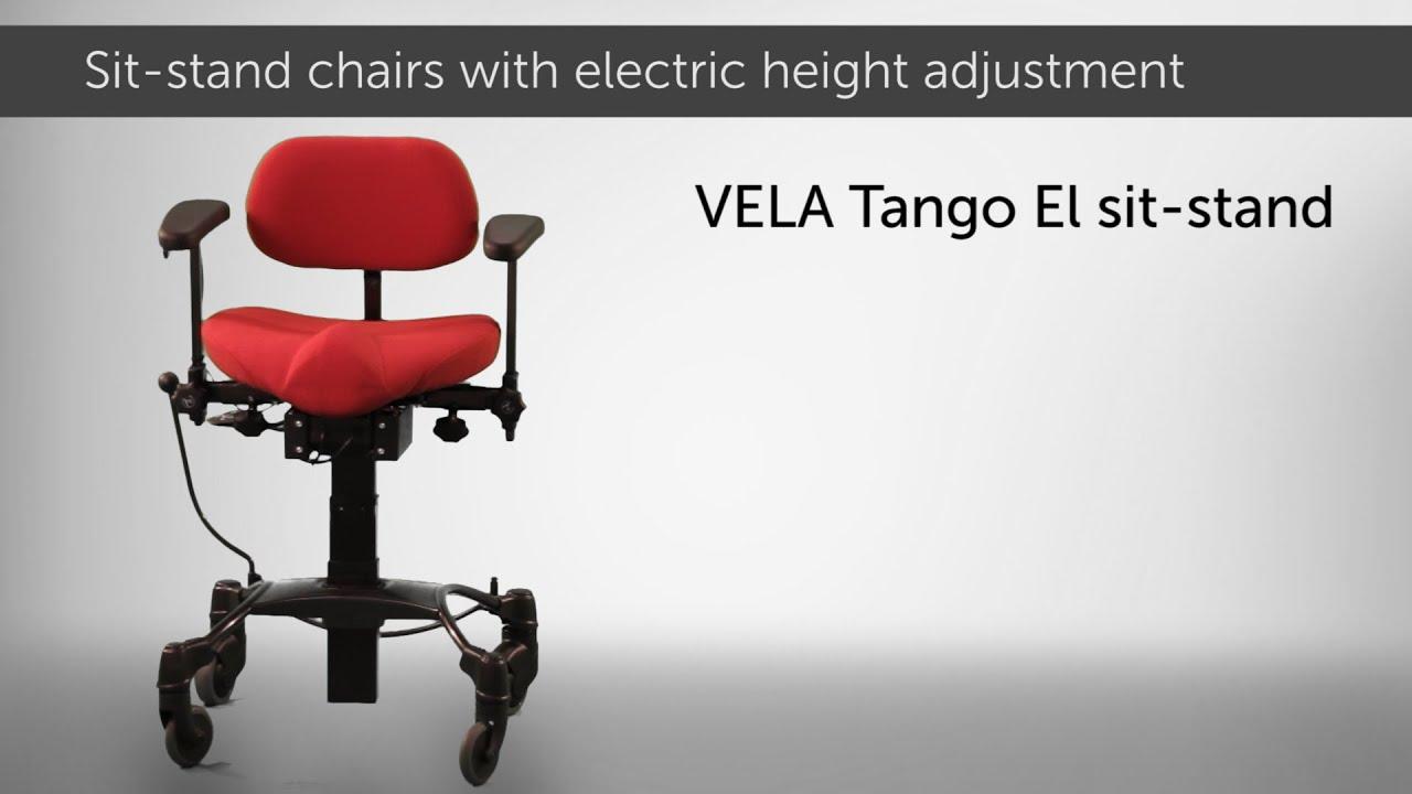 VELA Tango Electric sit-stand