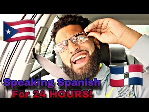 I Spoke Spanish For 24 hours Everyone was confused