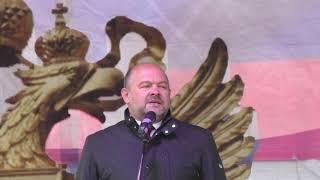 Губернатора Орлова освистали в Архангельск
