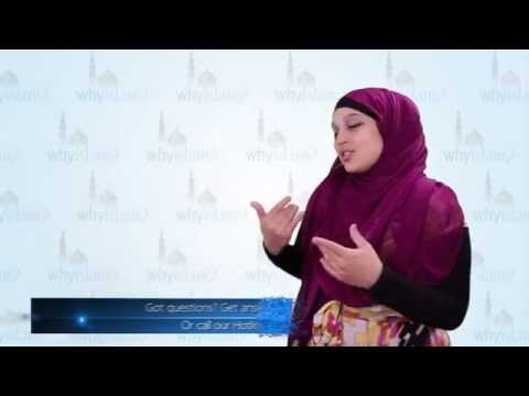 Colombian woman Accepts Islam