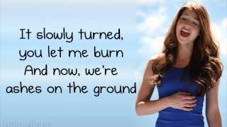 Glee - Wrecking Ball (Lyrics)