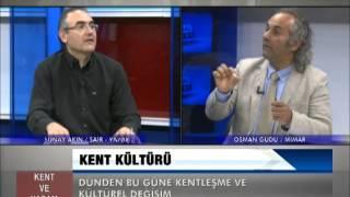 5 Nisan 2014 Ulusal Kanal  Kent ve Yaşam TV Programı Sunay Akın Gazeteci Yazar,Şair