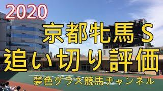 【追い切り評価】2020京都牝馬ステークス!パワー馬場を考えての評価をするとドナウデルタは見た目から?