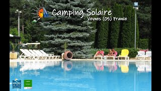 Camping Solaire - Hautes-Alpes - France