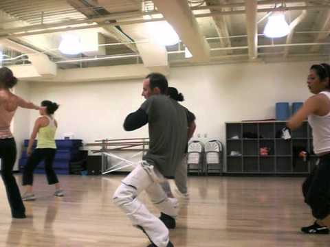 Tari Mannello Choreography to Just Blaze Breaker one with Cal Lutheran University in 2007