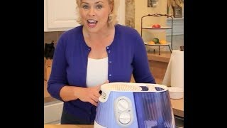 SimpleSolutionsDiva.com: How To Clean A Humidifier