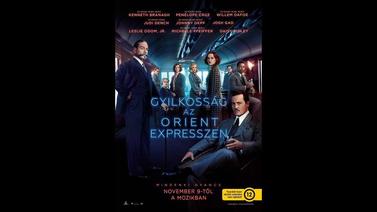 Gyilkosság az Orient expresszen (12) - hivatalos szinkronizált előzetes #3