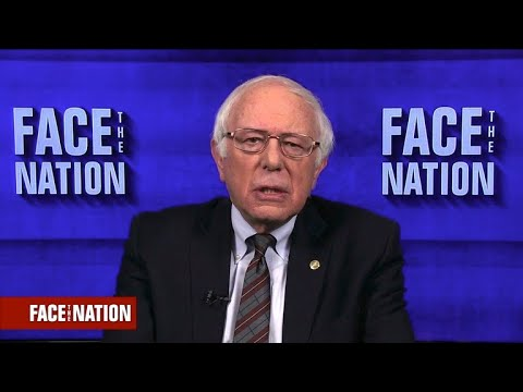 """Sen. Sanders: """"We're seeing a massive attack on the middle class"""""""