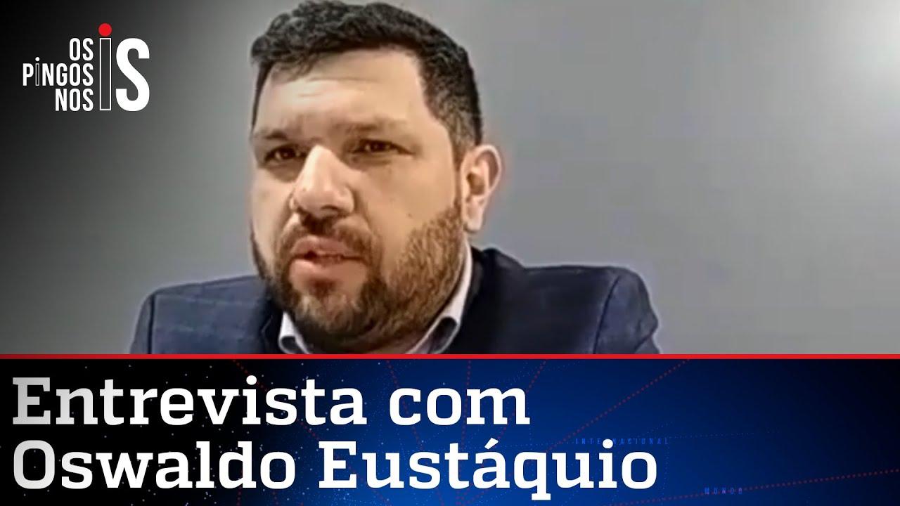 EXCLUSIVO: Jornalista preso pelo STF fala à Jovem Pan