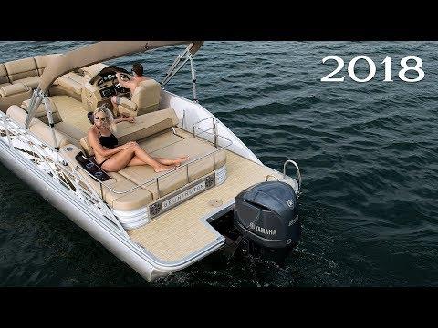 Bennington 2018 G Series Pontoon Boats