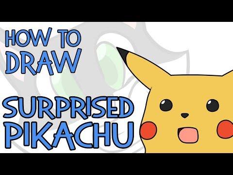 unsettled detective pikachu meme face