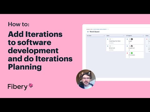 Fibery: Enhancing Software Development App with Iterations