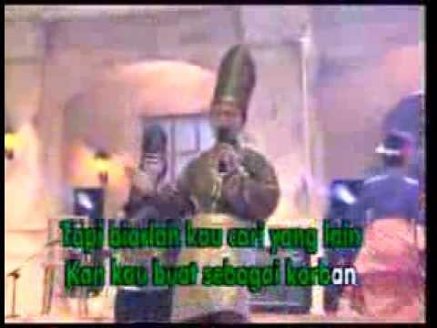CINTA HAMPA - KARAOKE (Victor HutaBarat) high Quality Sound..