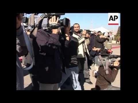 Iraqi PM, Nouri al-Maliki arrives in Iran for talks on bilateral ties