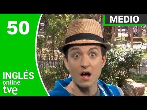 """Episode 50: """"To Stop + gerund"""" - NIVEL INTERMEDIO   Inglés Online TVE"""