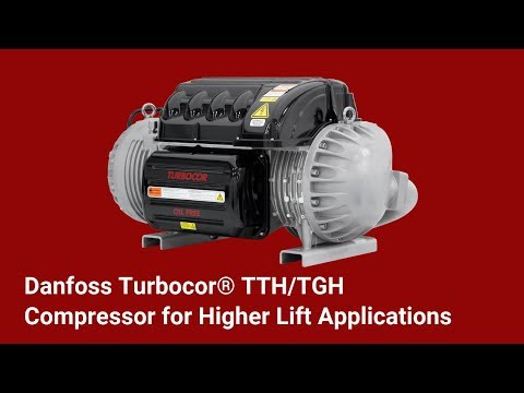 danfoss-turbocor®-tth/tgh-compressor-for-higher-lift-applications