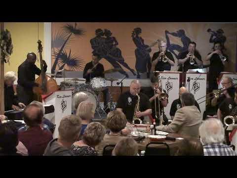 "Drummer Joe Renda Playing With The ""Ken Loomer Big Band"""