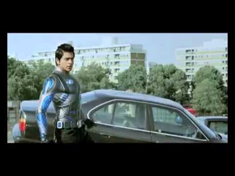 RaOne (2011) Movie trailer | Shahrukh Khan...