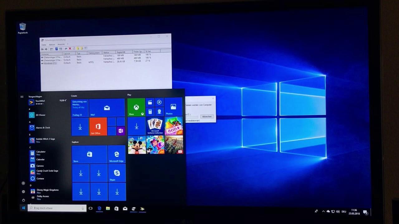 Intel Atom X5 Z8350 Windows 7