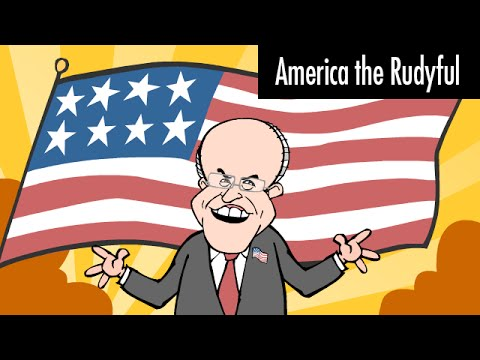 America the Rudyful