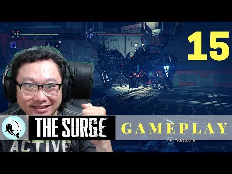 Playthrough - Lower, Middle, Upper, & Final Stage - THE SURGE #15 INDONESIA