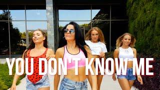 YOU DON'T KNOW ME | Jax Jones, Raye | Choreography : Akisha Wilson / Levon Garibyan