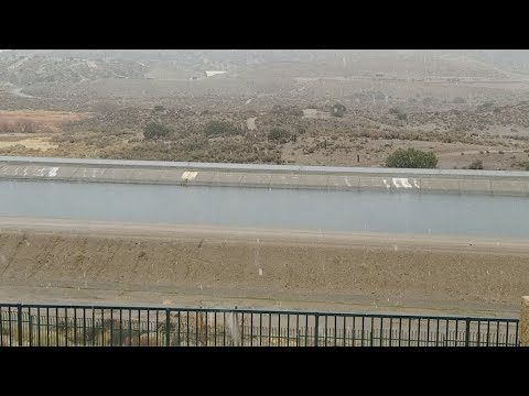Snow In Palmdale 12 06 18