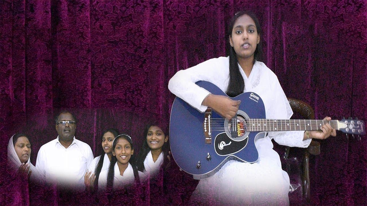 KARAOKE Tamil Christian NEW YEAR Song 2018 - வருஷத்தை உமது ...