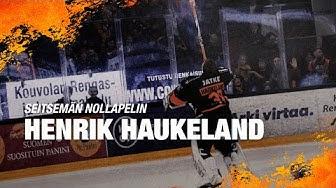 KooKooTV: Seitsemän nollapelin Henrik Haukeland