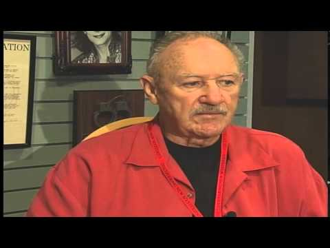 Gene Hackman Interview