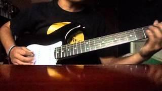 Héroes del Silencio - Fuente Esperanza Guitar Cover