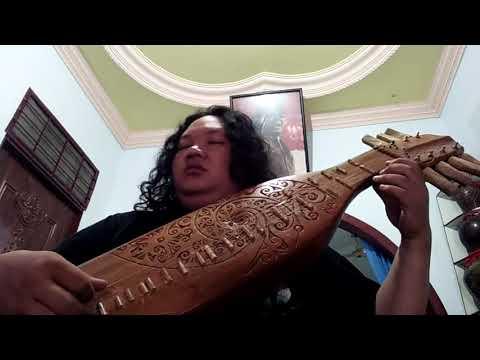 INDONESIA PUSAKA cover with Sapek Instrument Kalimantan /Borneo