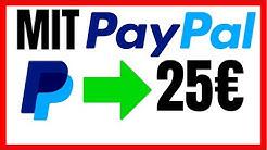 Verdiene 25€ Pro Stunde Mit PAYPAL! (Schnell & Einfach)
