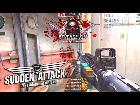Sudden Attack 2 Terminated by Nexon!: The free to play first person shooter Sudden Attack 2 is being cancelled by Nexon! RIP SA2 2016-2016  GET CHEAP GAMES! http://www.g2a.com/r/ucd (Use code UCD at checkout for 3% off!)  Make sure to like and favourite the video!  Follow me! ►TWITCH - http://www.twitch.tv/undercoverdudes ►TWITTER - https://twitter.com/undercoverdudes ►FACEBOOK - https://www.facebook.com/undercoverdudes