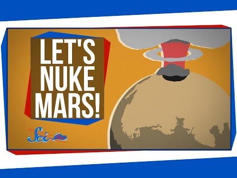 Let\'s Nuke Mars!