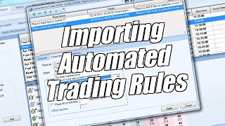 Peter Webb - Importing automated Betfair trading strategies into Bet Angel
