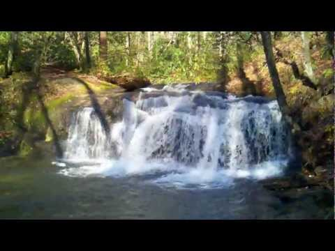 Falls on Avery Creek, Pisgah National Forest, NC.