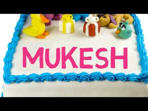 Happy Birthday Mukesh Youtube