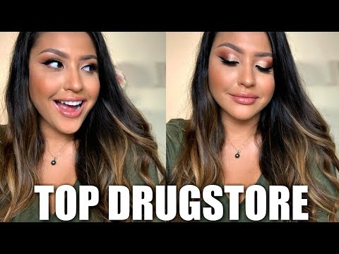 TOP DRUGSTORE PRODUCTS!
