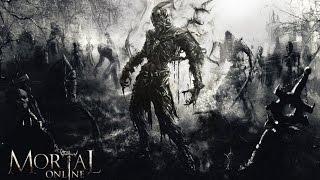 Mortal Online - Аааа убийцы! Аааа медведи! Аааа демоны! Жесть #13