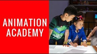 Animation Academy - NYSCI's New Summer Exhibit!