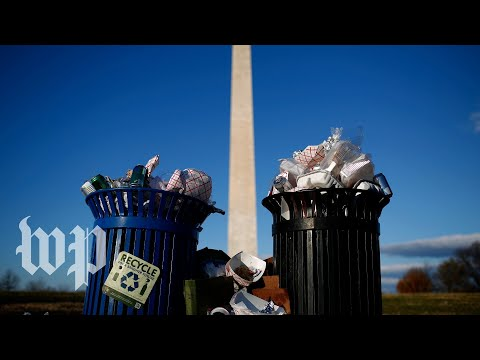 Dirty parks, closed museums: The government shutdown enters 12th day