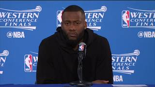 Jonathon Simmons On Greg Popovich's Comments Towards His Effort