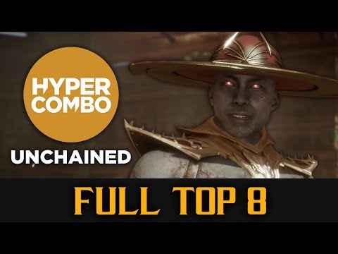 Hyper Combo Unchained - Mortal Kombat 11 Full Top 8 (Timestamps)